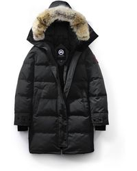 Canada Goose chateau parka replica discounts - Canada goose Chelsea Parka Fusion Fit in Black | Lyst