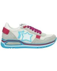 Atlantic Stars Sneakers Shaka Woman Gray - Multicolor
