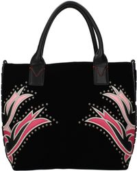 Pinko Handbags Cervino Women Black