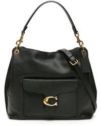 COACH Tabby Hobo Bag - Black