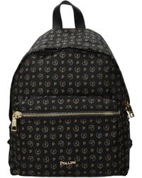 Pollini Backpacks And Bumbags Women Black
