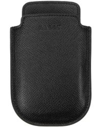 Bally Selfphone Cover Baberry - Black
