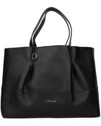 Pollini Handbags Polyurethane - Black