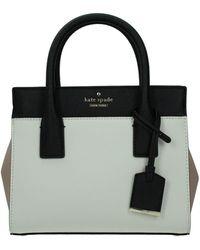 Kate Spade Handbags Cameron Street Leather - White