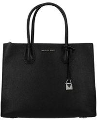 Michael Kors Handbags Mercer Kors Studio Women Black