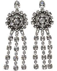 Gucci Earrings Women Silver - Metallic
