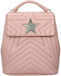 Stella McCartney Backpacks And Bumbags Eco Leather - Pink