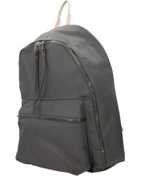 Rick Owens - Backpack And Bumbags Men Grey - Lyst