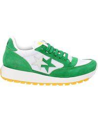 2Star Sneakers Women Green