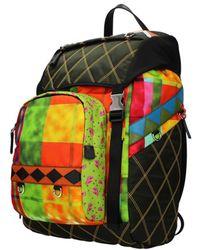 Prada Backpack And Bumbags Men Multicolor - Black