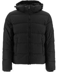 Pyrenex Spoutnic Waterproof Down Jacket - Black