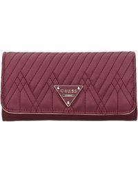 Guess Wallets Eddie Women Violet - Purple
