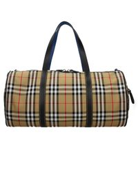 Burberry Beige Travel Bags - Natural
