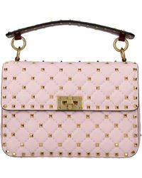 Valentino Garavani Pink Handbags