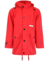 Martine Rose Jackets - Red