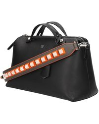 Fendi Shoulder Strap Women Grey