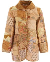Mes Demoiselles Pachalik Jacket - Multicolor