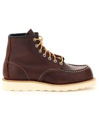 Red Wing Shoes - Brown