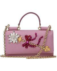 Dolce & Gabbana Smartphone Cover Women Pink
