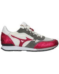 Mizuno Sneakers Naos Women Fuchsia - Multicolor