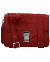 Proenza Schouler Crossbody Bag Women Red