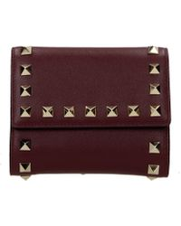 Valentino Wallets Women Violet - Purple