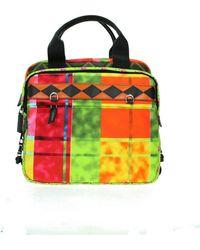 Prada Travel Bags Men Multicolour - Green