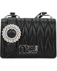 Miu Miu Black Crossbody Bag