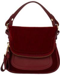 Tom Ford Red Handbags