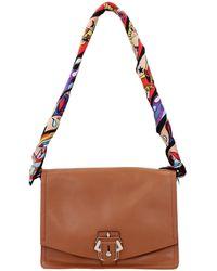 Paula Cademartori Shoulder Bags Lola Leather - Brown