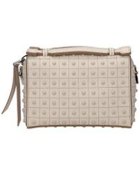 Tod's - Handbags Women Beige - Lyst