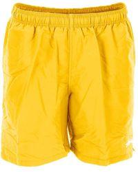 Stussy Swim Shorts - Yellow