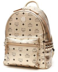 MCM Visetos Stark Backpack - Multicolor