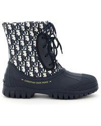 Dior D-venture Boots - Blue