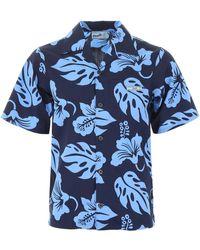 Prada Printed Bowling Shirt - Multicolor