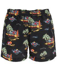 Carhartt WIP Drift Swim Trunks - Multicolour