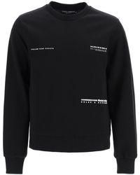 Dolce & Gabbana 3d Logo Hoodie - Black