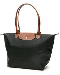 Longchamp - Large Le Pliage Shopping Bag - Lyst