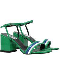 KENZO Sandals Women Green
