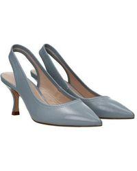 Stuart Weitzman Sandals Odette Woman Gray - Multicolor