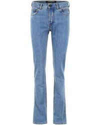 CALVIN KLEIN 205W39NYC Jeans Five Pockets - Blue
