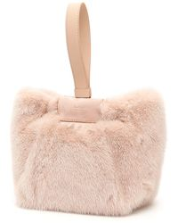 Max Mara Mink Laraxs Bag - Multicolour