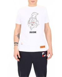 Heron Preston Open Sesame T-shirt - White