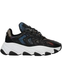 Ash Trainers Extreme Fabric - Black