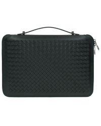 Bottega Veneta Handbags Men Black