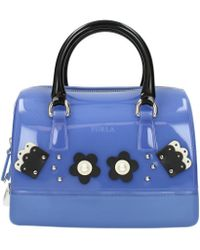 Furla Handbags Candy Cupido - Blue