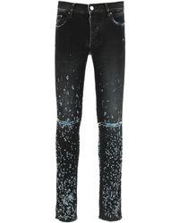 Amiri Shotgun Jeans - Blue