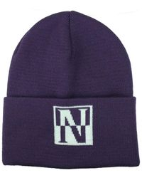 Napapijri Violet Hats - Purple