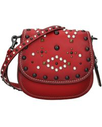 Coach Saddle Bags For Women Up To 46 Off At Lyst Com