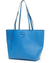 Prada Concept Shopper - Blue